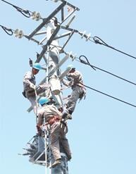 加装配套设施 保障夏季用电